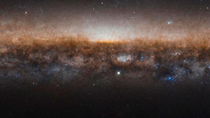 Астрономы обнаружили загадочные круглые объекты в космосе