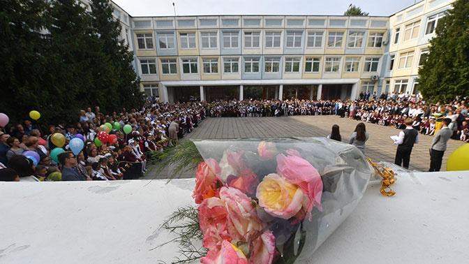 Попова рассказала о формате школьных линеек 1 сентября