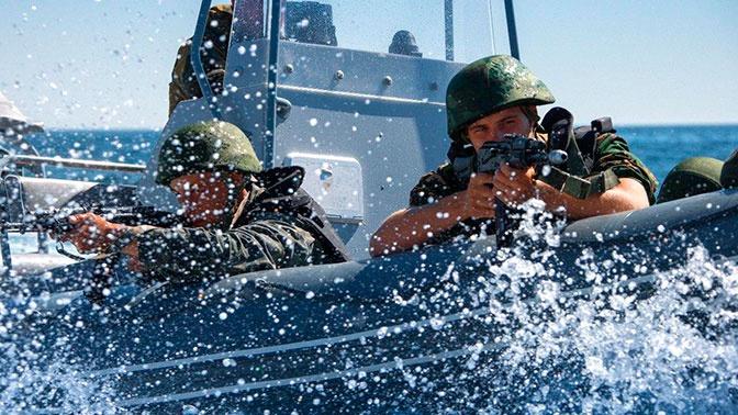 На форуме «Армия-2020» обсудят перспективы развития морской пехоты ВМФ