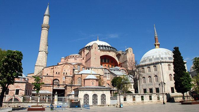 ЮНЕСКО сожалеет о решении Турции изменить статус собора Святой Софии