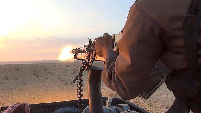 Боевики атаковали позиции правительственных войск в Идлибе