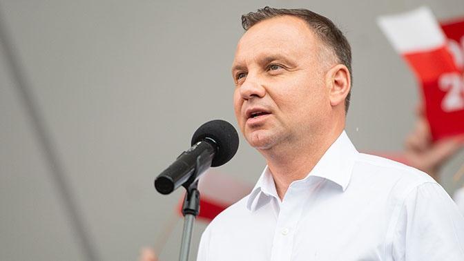 Exit poll: Анджей Дуда переизбран президентом Польши на второй срок
