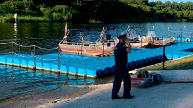 В Тамбове перевернулась лодка с людьми