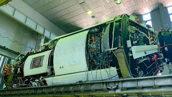 В РАН рассказали о защите от радиации в новом модуле МКС