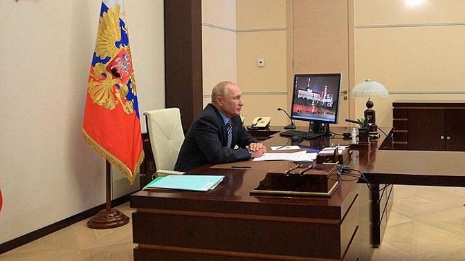Путин проведет совещание по нацпроектам