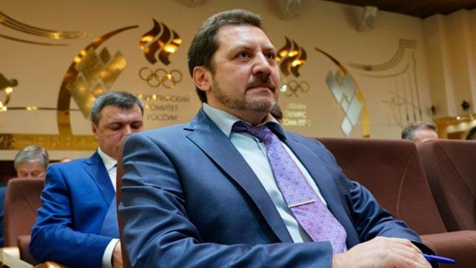 Юрченко покинул пост президента ВФЛА