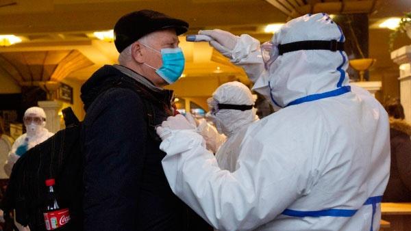 В России изменили правила въезда в страну на фоне пандемии коронавируса