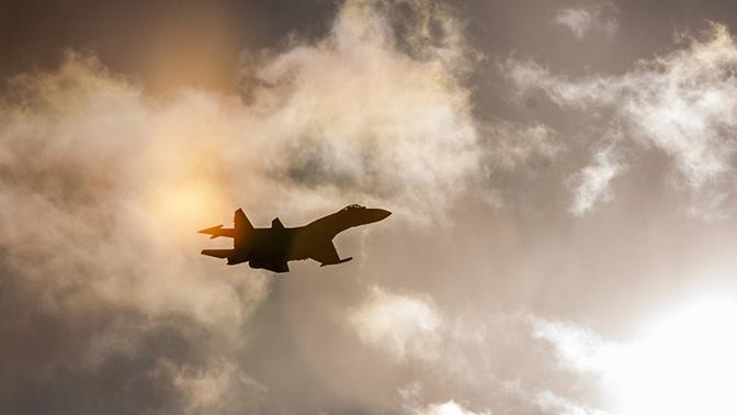 Российские истребители поднимались на перехват самолетов-разведчиков стран НАТО в Баренцевом и Черном морях