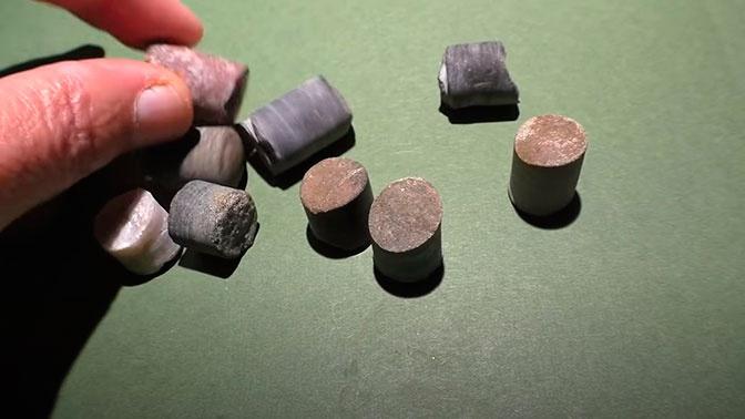 «Сверхзвуковые камни»: опубликовано видео стрельбы выточенными из минералов пулями