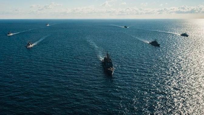 На Украине объяснили присутствие кораблей НАТО в Черном море