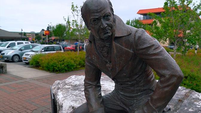 «История продолжает политизироваться»: посол РФ в США оценил снос памятника купцу Баранову на Аляске