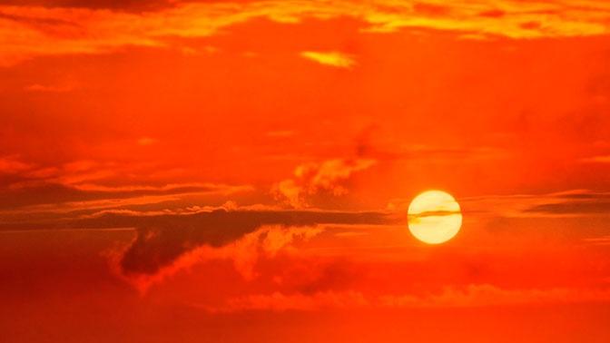 Ученые назвали главную причину аномальной жары в Сибири