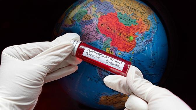 Число случаев инфицирования коронавирусом в мире превысило 13,5 миллионов