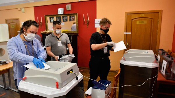 Памфилова заявила о необходимости перенести единый день голосования