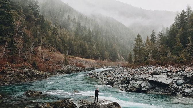 Названы регионы России с самыми чистыми реками