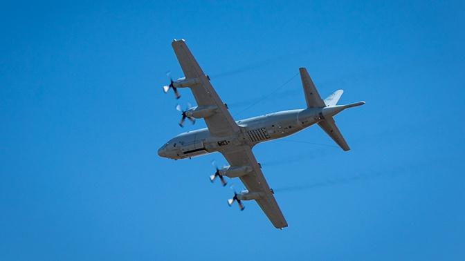 Российские истребители сопроводили самолет-разведчик ВВС Норвегии