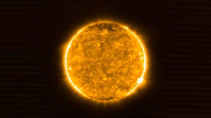 Ученые обнаружили «костры» на максимально приближенном снимке Солнца