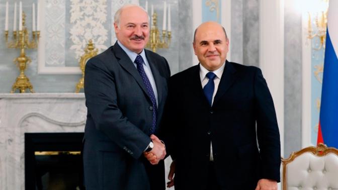 «Многое можем сделать»: Лукашенко оценил переговоры с Мишустиным в Минске