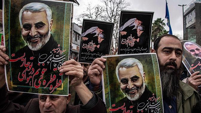 СМИ: в Иране казнили шпиона, передавшего ЦРУ сведения о передвижениях генерала Сулеймани