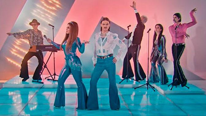 Клип Uno группы Little Big стал лидером по просмотрам на YouTube-канале «Евровидения»