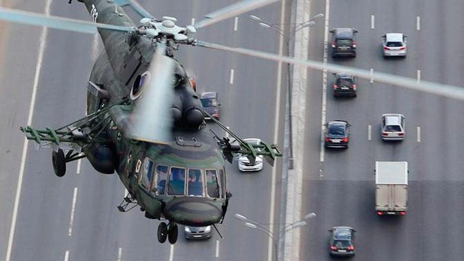 Летные испытания новейшего Ми-8АМТШ-ВН начались в России