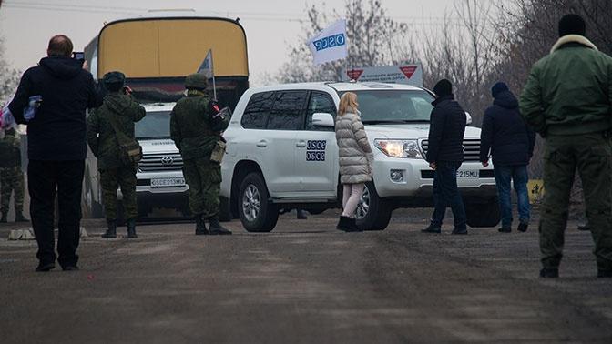 В Киеве заявили, что передали списки лиц для обмена с Донбассом