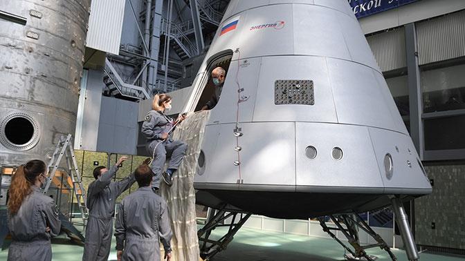 Рогозин: полет космонавтов на МКС осенью может пройти по сверхбыстрой схеме