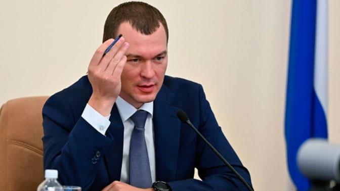 Дегтярев предложил снизить тарифы на ЖКХ для хабаровчан