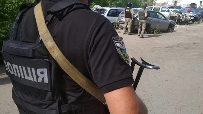 МВД: заложник в Полтавской области освобожден
