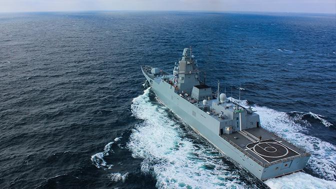 Названы сроки получения ВМФ России фрегатов с гиперзвуковым оружием