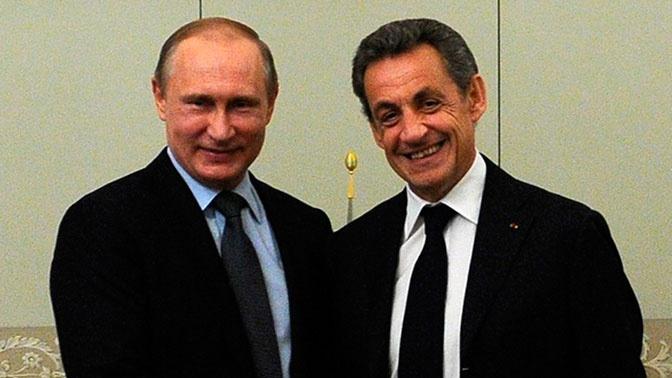 «Не поделили»: Саркози рассказал о забавном случае с шоколадом на первой встрече с Путиным