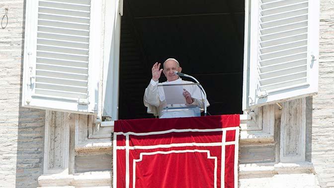 «Знак доброй воли»: папа Римский приветствовал решение о новом прекращении огня в ДНР