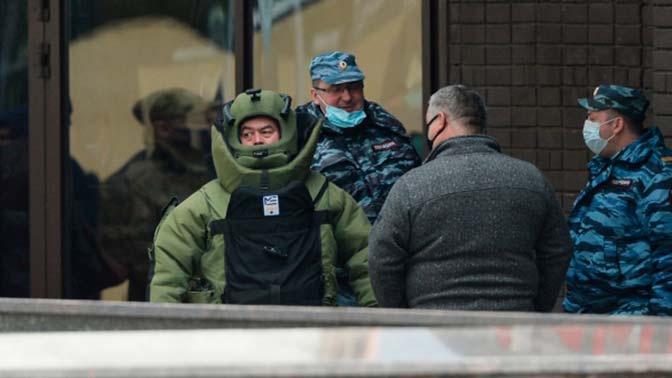Три жилых дома в Химках эвакуировали из-за угрозы взрыва