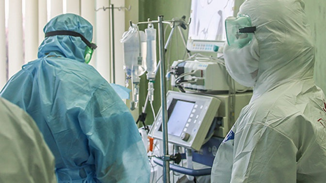 Умер заразившийся COVID-19 врач сборной Украины по футболу