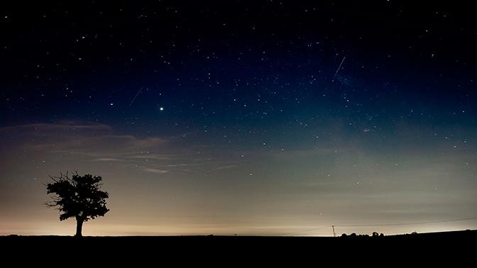 Космические гости: астроном рассказала о способе наблюдения за метеорами из потока дельта-Аквариды
