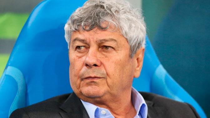Агент опроверг сообщения об уходе Луческу с поста главного тренера ФК «Динамо»