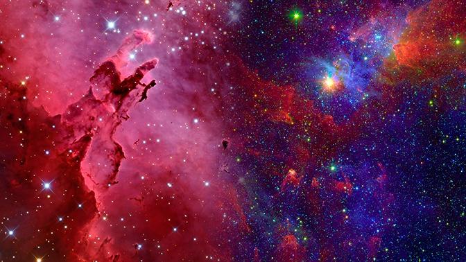 Астрономы назвали точный возраст Вселенной