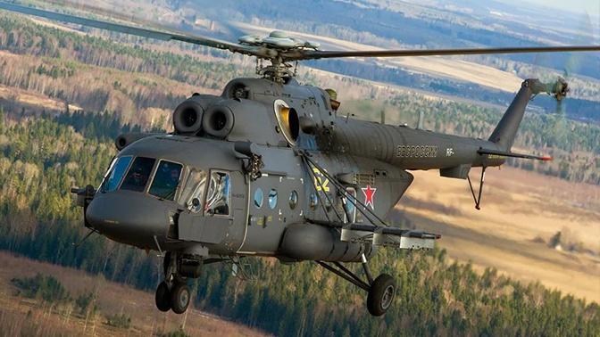 Более 20 вертолетов задействованы в крупных учениях на Северном Кавказе и в Закавказье