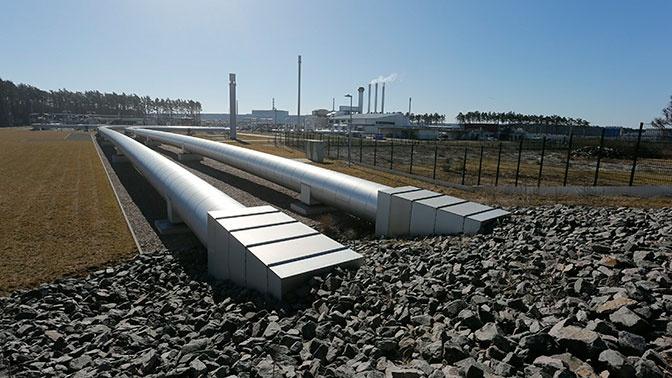 В Европе призвали дать политический ответ на санкции США против «Северного потока - 2»