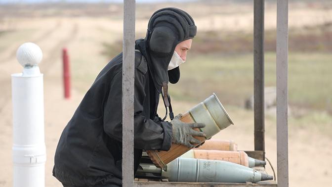 Войска ЗВО израсходовали более 14 тысяч тонн ракет и боеприпасов в 2020 году