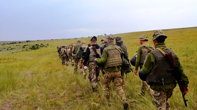 ДНР обвинила украинских силовиков в расположении вооружения у линии соприкосновения