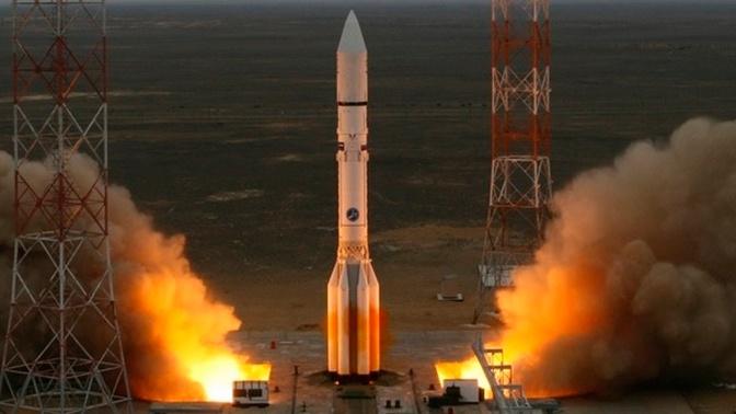 Ракета-носитель «Протон-М» со спутниками «Экспресс» стартовала с Байконура