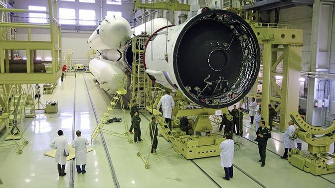 Началась погрузка универсальных ракетных модулей «Ангары» для транспортировки в Плесецк