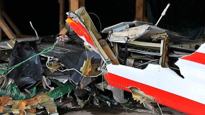 «Бесконечный фантазийный процесс»: Захарова оценила повторное расследование Польшей катастрофы Ту-154 в Смоленске