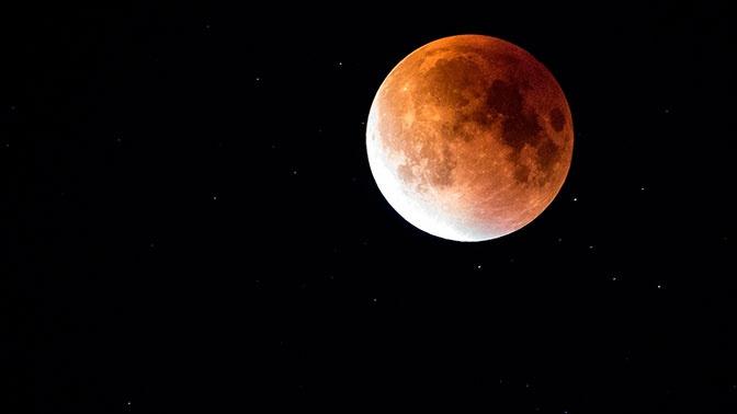 Россияне смогут увидеть сближение Луны с тремя планетами