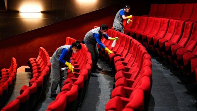 В Москве открываются кинотеатры