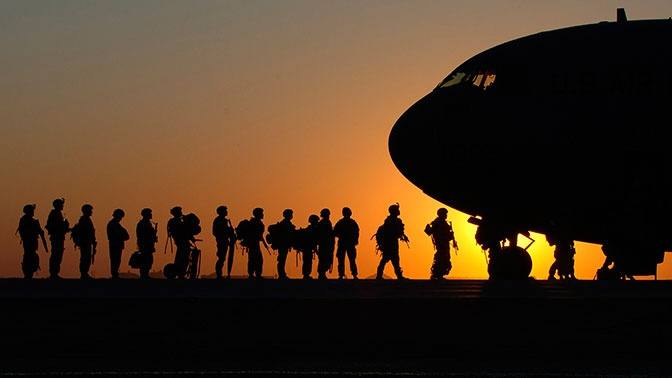 В МИД РФ заявили о кризисе безопасности в Европе из-за соревнования за войска США