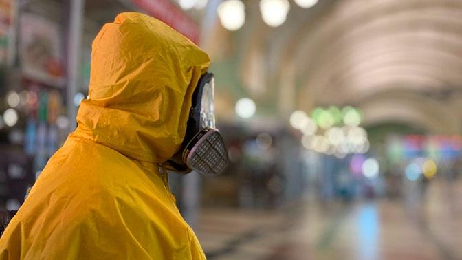 В Роспотребнадзоре назвали убивающие коронавирус средства