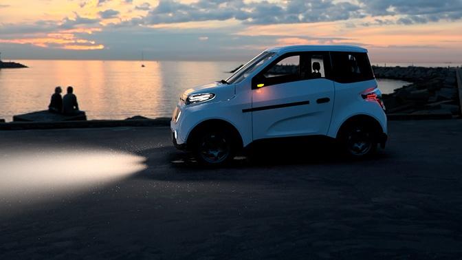 Серийный выпуск первого российского электромобиля должен начаться в конце года