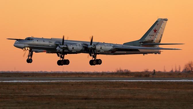 В ОАК сообщили, что боевые возможности глубокомодернизированного ракетоносца Ту-95 выросли вдвое